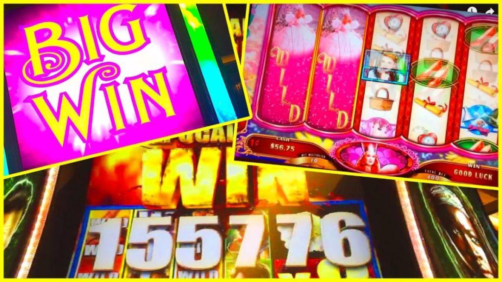 Casino winners video